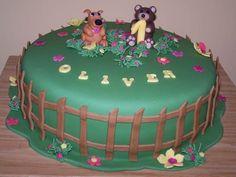 psík a macko | dorty od mámy