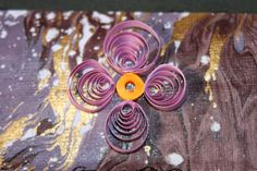 #Paper #Quilling Handmade Card by Quillicious