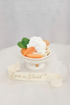 darling peach dessert | I Love SW Mag