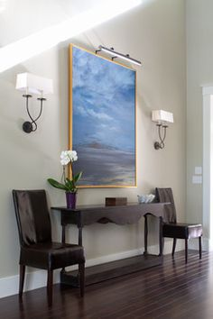 Elegant Foyers Design Ideas, Pictures, Remodel, and Decor