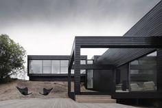 Stunning #Home in #Fingal, #Australia > Ridge Road Residence by #StudioFour - #beautiful #modern #design #architecture #architect #amazing
