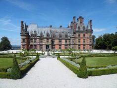 Castillo de Treverez,Bretaña,Francia.