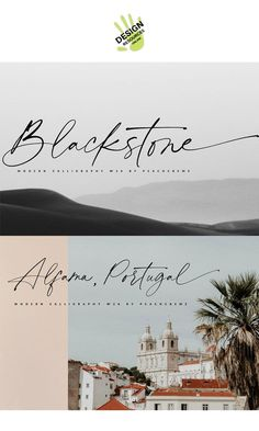 Script Font: Blackstone is a stylish modern calligraphy font with casual chic flair. It is perfect for branding, wedding invites and cards, and maybe for red wine label. Word Fonts, Cursive Fonts, Handwriting Fonts, Calligraphy Fonts, Typography Fonts, Hand Lettering, Modern Caligraphy, Uppercase And Lowercase Letters, Composition Design
