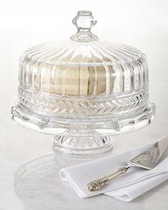 H7GZP Godinger Symphony 4-in-1 Cake Dome #HORCHOWHOLIDAY14