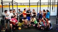 #CrossFit Irvine Battle of the Sexes 2013! Guess who won? :)
