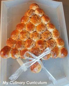 My Culinary Curriculum: Sapins de Noël à partager au saumon fumé et au foi...