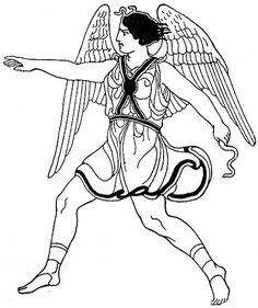 Greek Mythology - Fury