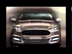 Ford Mondeo Vignale Concept Interior Exterior detail photo