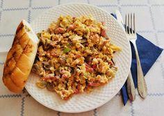 Tojásrántotta gombával hagymával baconnel | Nemeth Janos receptje - Cookpad receptek