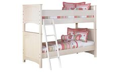 Cottage Retreat Youth Bunk Bed