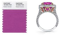 pantone radiant orchid - Radiant Orchid Patone's Color of the Year, 2014 #radiantorchid