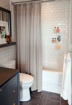 Small Bathroom Decorating Pictures with White Wall Tile 22 Ideas Small Bathroom Decorating Pictures by christy.cantillonordlund