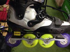 Una ruedas nuevas para el freestyle