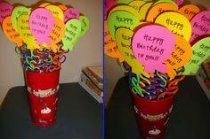 Birthday Surprise :D