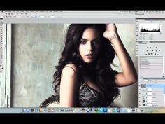 Frequency separation sharpening in Photoshop