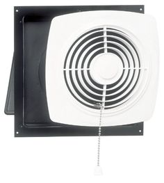 Nutone Chrome Exhaust Fan Cover Still Available As A Replacement Part Kitchen Exhaust