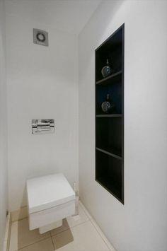 Innbydende WC, 6.etasje