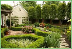 Feng Shui - is this a truth or an imagination? Most people remain very satisfied, our observation after if there is talk of Feng Shui. Small Backyard Gardens, Backyard Garden Design, Small Gardens, Backyard Landscaping, Outdoor Gardens, Vertical Garden Design, Modern Garden Design, Landscape Design, Gardening Photography