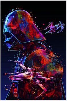 Image result for star wars art
