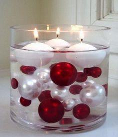 cool 54 Brilliant DIY Christmas Centerpieces Ideas You Should Try https://homedecorish.com/2017/11/02/54-brilliant-diy-christmas-centerpieces-ideas-you-should-try/