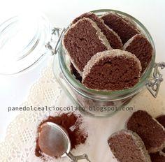 Biscotti di cacao all' olio