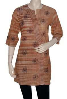 Indian Boho Yoga Tunic Womens Clothing Khadi « Clothing Impulse