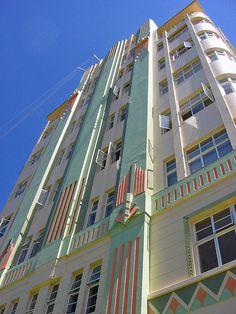 Art Deco - Durban Architecture - SkyscraperCity