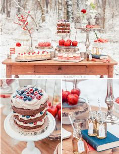 1000 images about mesa de dulces on pinterest mesas - Ideas para montar un bar ...