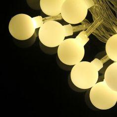 innoo tech led lichterkette gl hbirne batteriebetrieben f r party zimmer innen beleuchtung 4. Black Bedroom Furniture Sets. Home Design Ideas