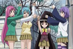 Mizore Shirayuki is best girl in Rosario Vampire don't @ me _ _ _ _ Baka To Test, Vampire Girls, Girl Fights, Samurai Jack, Girls Anime, Anime Fantasy, Anime Kawaii, Monster Girl, Anime Shows