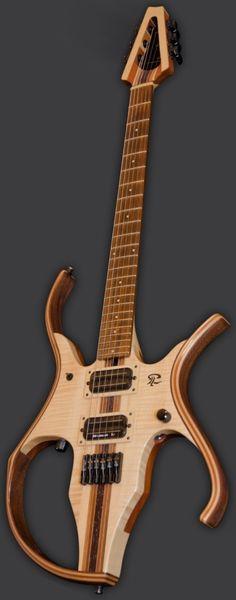 Paul Lairat - Stega #LardysWishlists #Guitar ~ https://www.pinterest.com/lardyfatboy/ ~ AWESOME!!!!