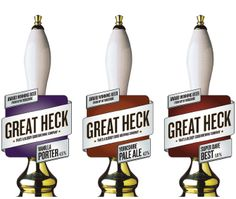 Great Heck Brewing Company Limited, award winning local brewer