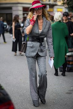 Street Style Milan Fashion Week | Galería de fotos 30 de 31 | GLAMOUR