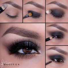 Eye Makeup Tutorials for Brown Eyes picture 2