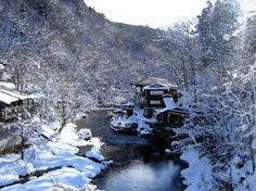 Image result for most beautiful onsen in japan