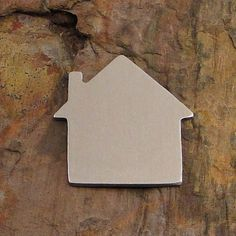 5 Deburred 1 1/4 HOUSE Choose Your Metal by MixedMetalBlankscom