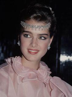 Brooke Shields, 1986 -