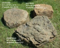 Inspirational Fake Rock Septic Lid Cover Rocks Cover Those Unsightly on Landscaping Top Fake Boulders For Landscaping Front Yard Landscaping Plans, Landscaping With Rocks, Outdoor Landscaping, Backyard Projects, Outdoor Projects, Backyard Ideas, Garden Ideas, Fake Landscape Rocks, Septic Tank Covers