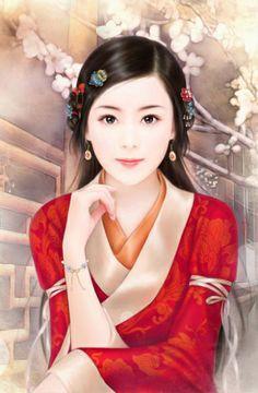 jeune fille chinoise