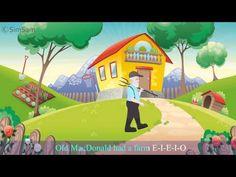 Nursery Rhyme : Bingo DOG Song by Simsam - YouTube