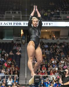 Sports Discover Katelyn Ohashi Is Back! Watch Her Compete For the Last Time and Get Another Perfect 10 Katelyn Ohashi Aurora Games 2019 Amazing Gymnastics, Gymnastics Pictures, Artistic Gymnastics, Olympic Gymnastics, Gymnastics Girls, Katelyn Ohashi, Gymnastics Flexibility, Gymnastics Photography, Beautiful Athletes