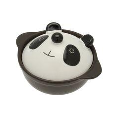 "Fab.com | Panda Casserole 6.25"""