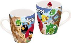 Angry Birds - Taza con diseño de Angry Birds (12 x 8,5 x 10 cm, con caja de regalo) - http://kidstoysplanet.com/toys-games/angry-birds-taza-con-diseo-de-angry-birds-12-x-85-x-10-cm-con-caja-de-regalo-es/?http://kidstoysplanet.com/