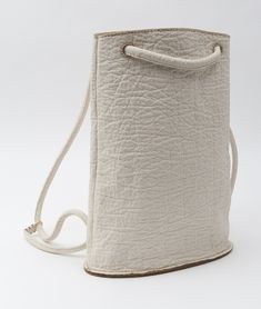 Backpack, Ally Capellino using Piñatex Pineapple Leather, Eco Store, Sustainable Textiles, Vegan Handbags, Recycled Leather, Vegan Shoes, Vegan Fashion, Leather Accessories, Vegan Leather