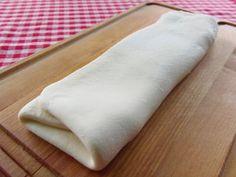 Házi vajas tészta - alaprecept