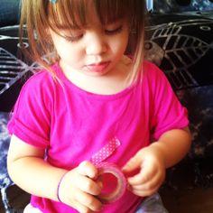 1 y 2 años: Actividades para estimular el agarre de pinza Washi Tape, Montessori, 1, Fine Motor, Activities, Families