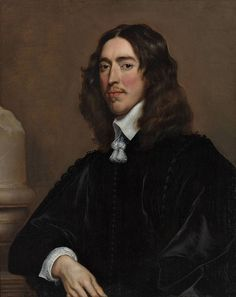 Adriaen Hanneman - Portrait of Johan de Witt