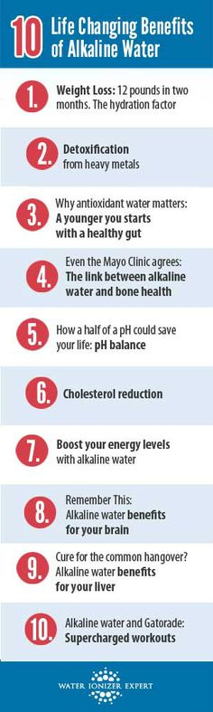 10 Life Changing Benefits of Alkaline Water. Many experts claim Kangen Water is an alkaline rich healing water than be used in the prevention, treatment, and cure of diseases, even such as cancer. Learn more.