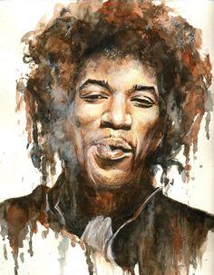 """""""Hendrix"""", by Rushenka Jayasuriya"""