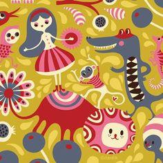 Fairytale Circus - Helen Dardik